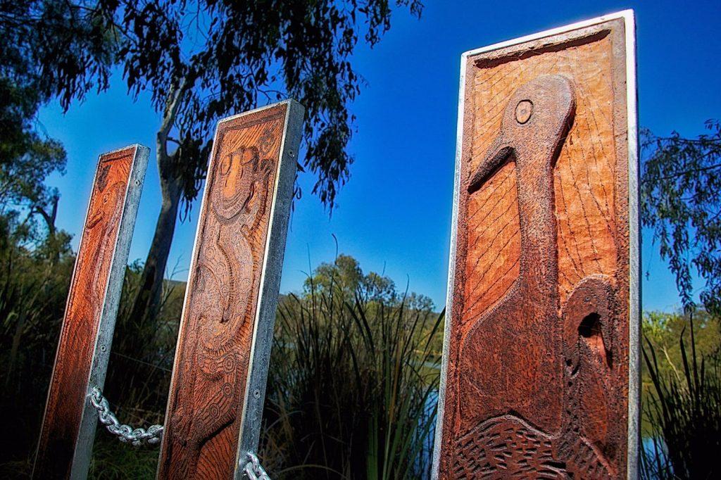 Yindyamarra Sculpture Trail